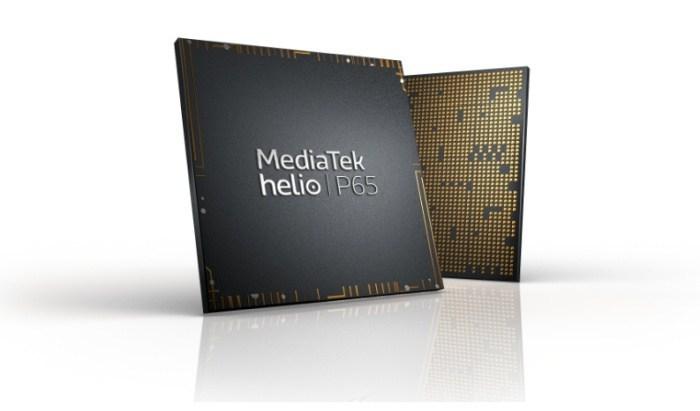 Media Tek Helio P65