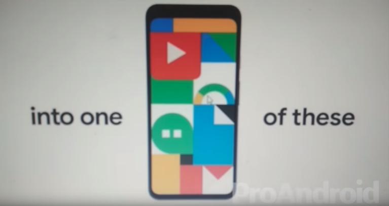 Comercial Pixel 4