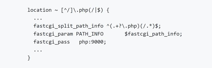 nginx-php-fpm-hacking